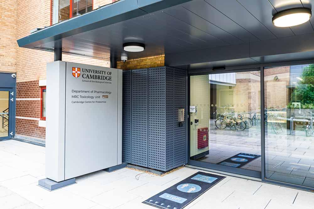 Cambridge Pharmacology