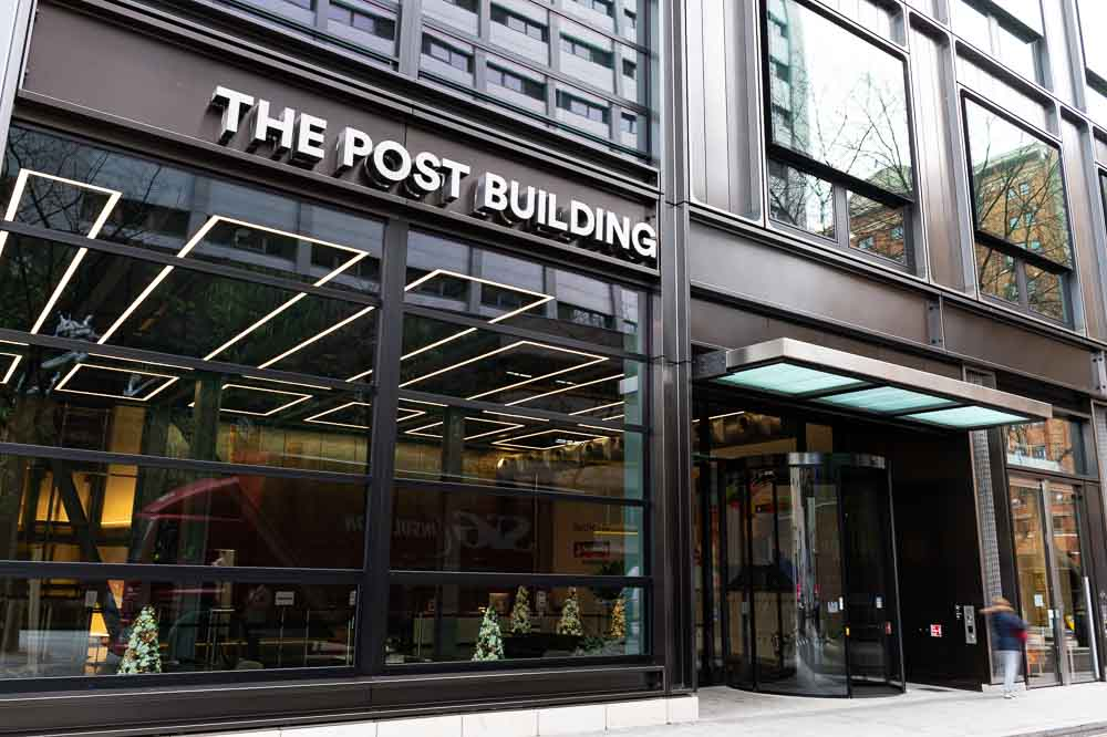 The Post Building
